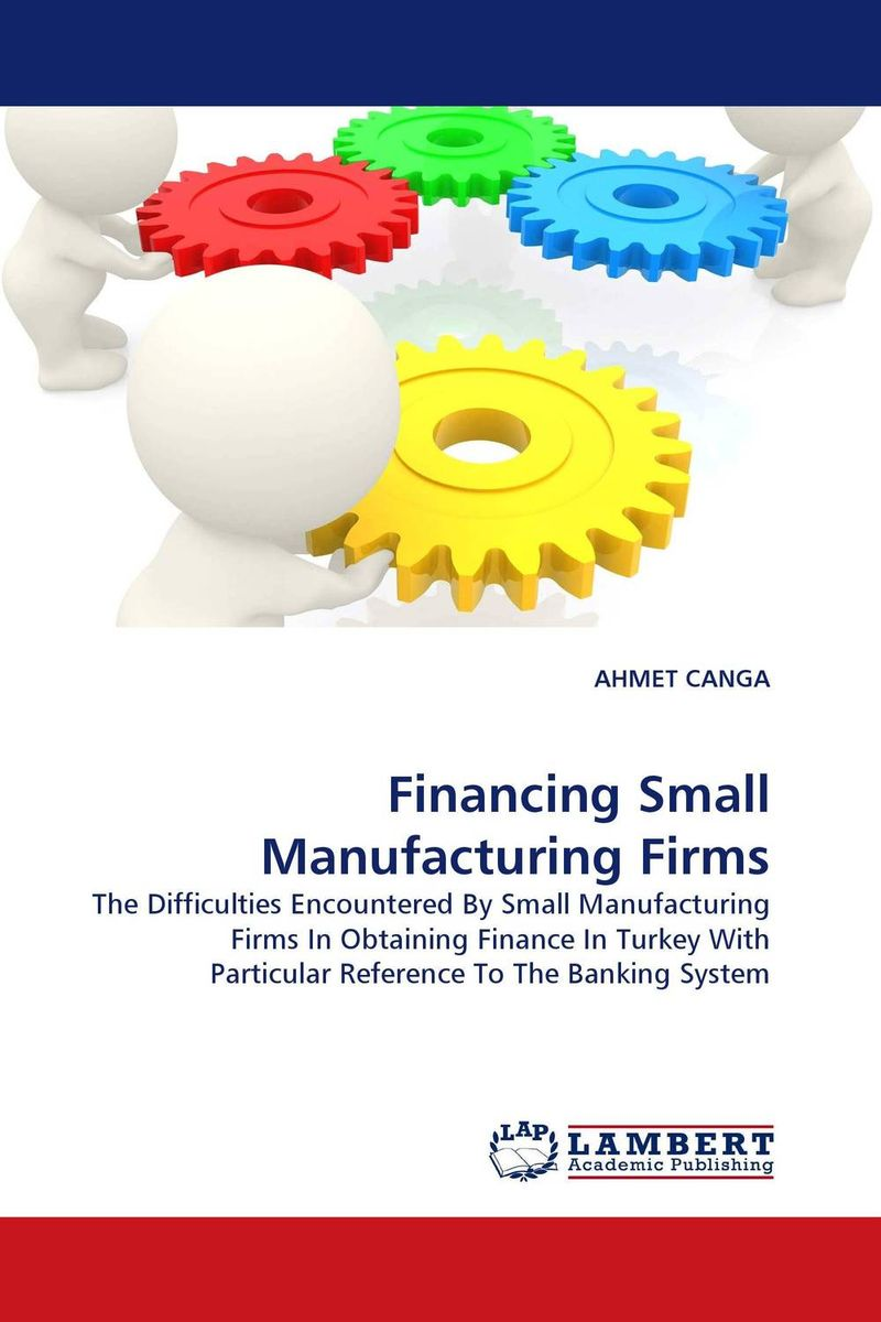 Financing Small Manufacturing Firms jaynal ud din ahmed and mohd abdul rashid institutional finance for micro and small entreprises in india