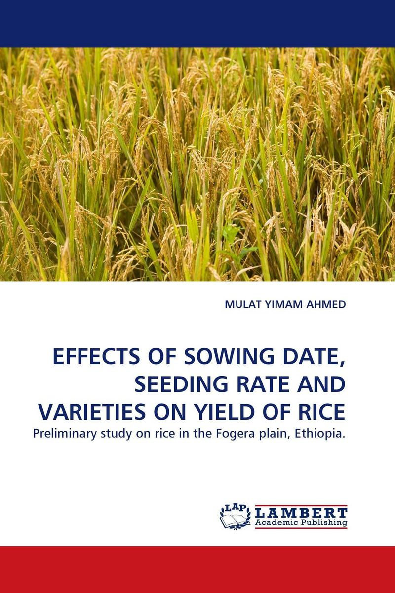 EFFECTS OF SOWING DATE, SEEDING RATE AND VARIETIES ON YIELD OF RICE date palm and date lore of bengal