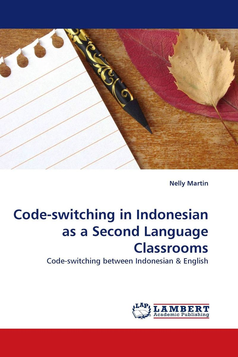 цены  Code-switching in Indonesian as a Second Language Classrooms
