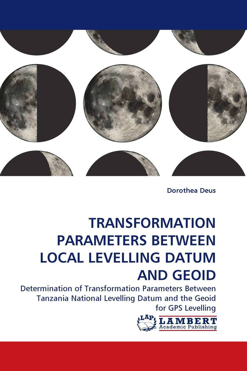 TRANSFORMATION PARAMETERS BETWEEN LOCAL LEVELLING DATUM AND GEOID the application of global ethics to solve local improprieties