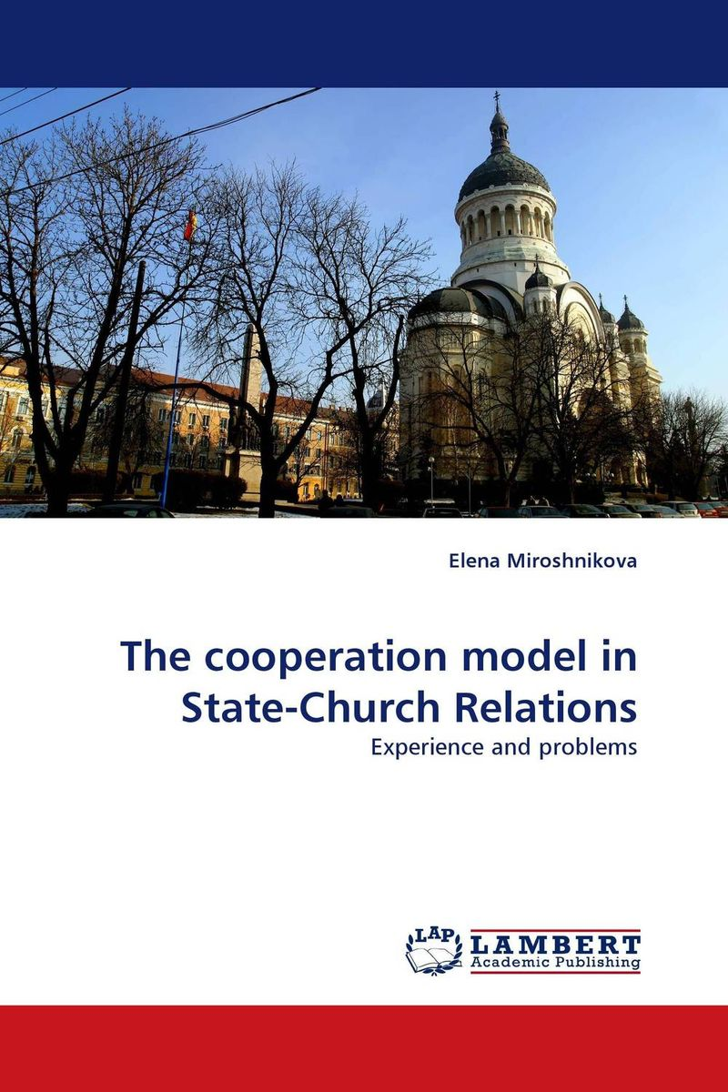 The cooperation model in State-Church Relations the cooperation model in state church relations