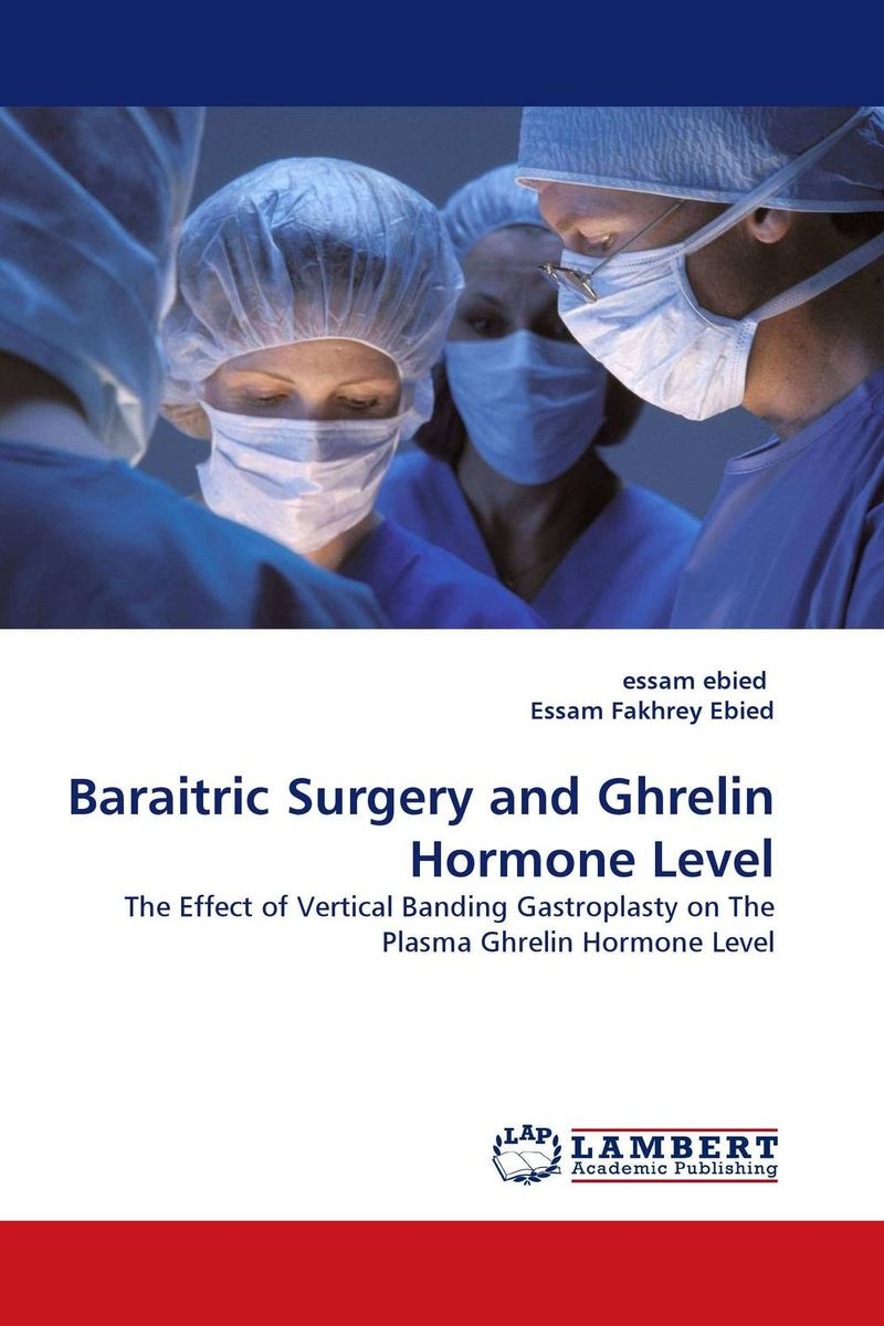 Baraitric Surgery and Ghrelin Hormone Level my apartment