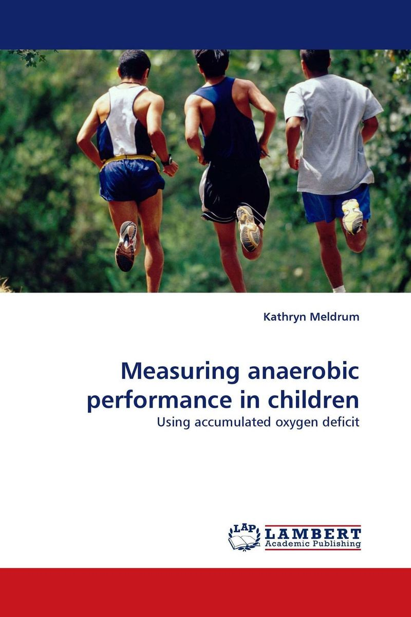 Measuring anaerobic performance in children колье maru by safri колье