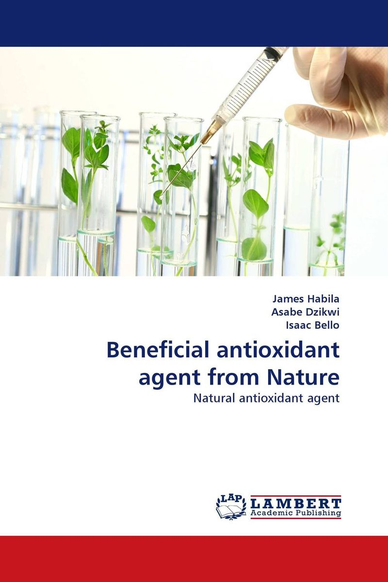 Beneficial antioxidant agent from Nature discovery of natural antioxidants from sudanese medicinal plants