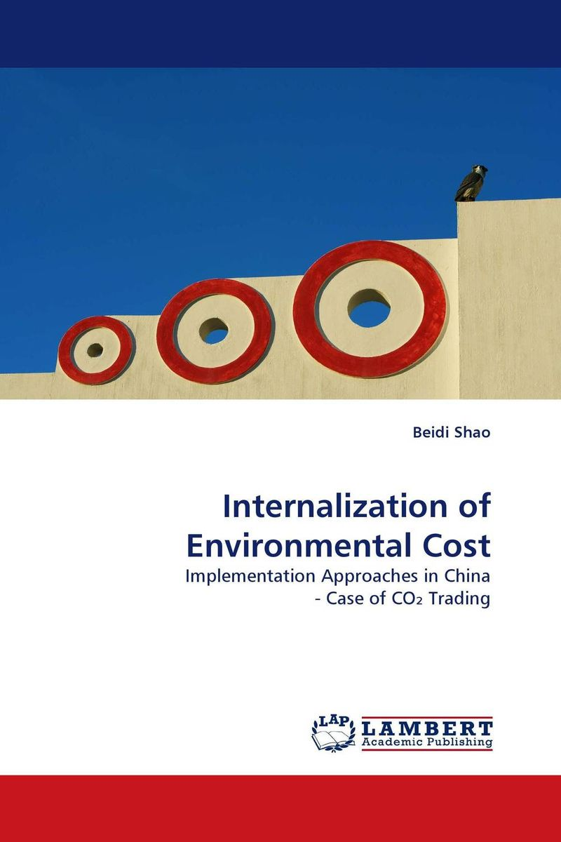 Internalization of Environmental Cost internalization of environmental cost