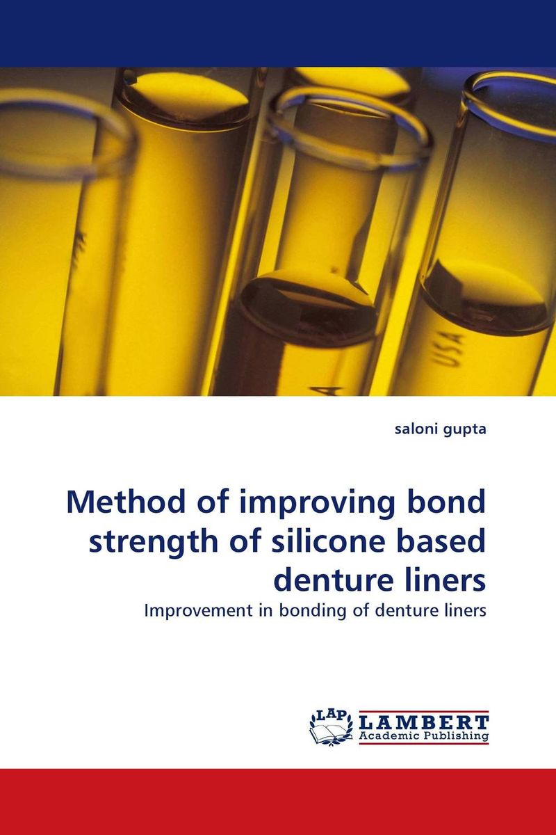 Method of improving bond strength of silicone based denture liners treatment effects on microtensile bond strength of repaired composite