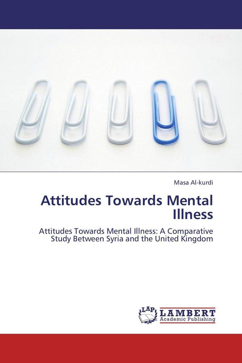 Attitudes Towards Mental Illness retailing attitudes