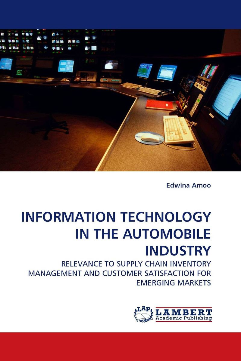 INFORMATION TECHNOLOGY IN THE AUTOMOBILE INDUSTRY a decision support tool for library book inventory management