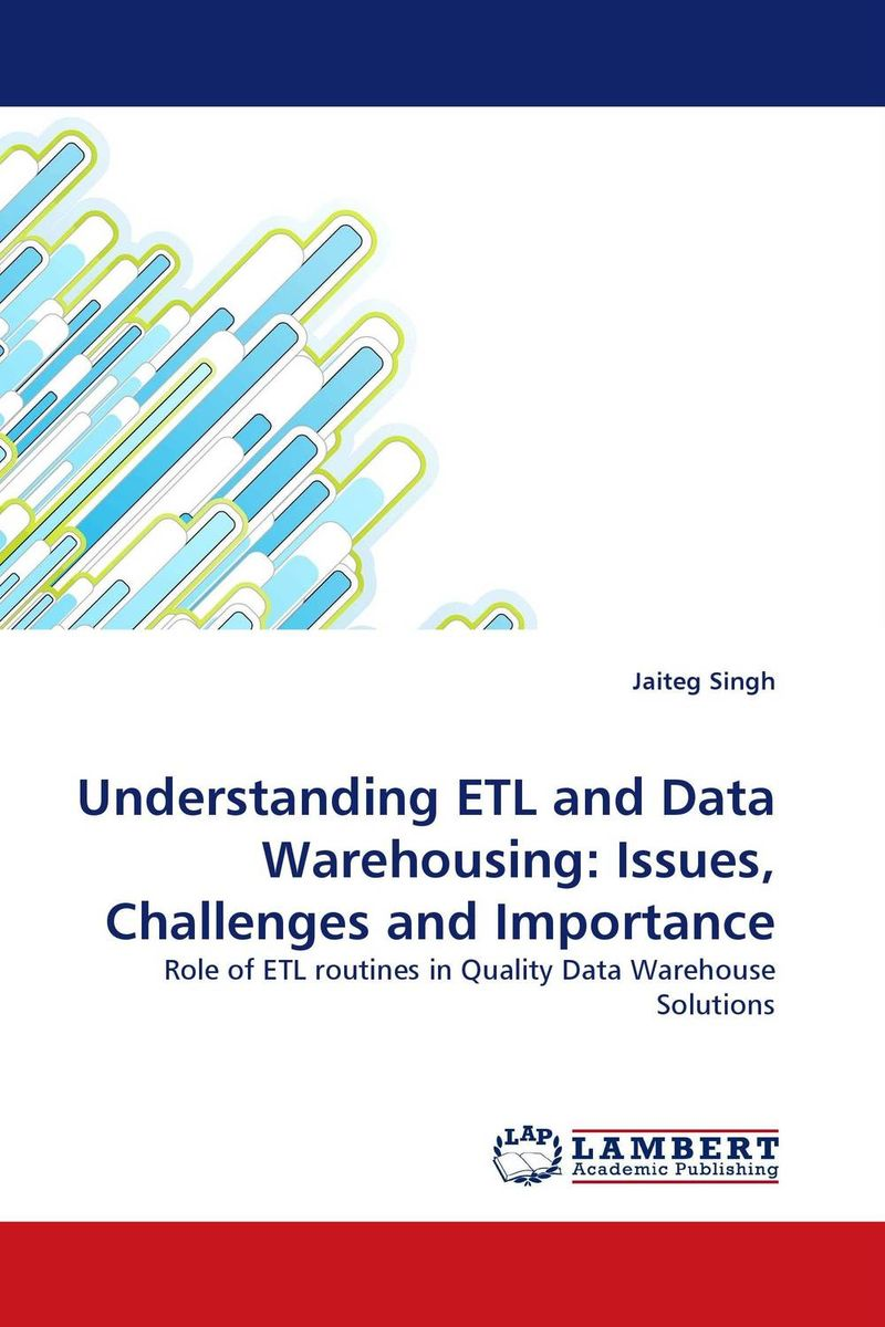 Understanding ETL and Data Warehousing: Issues, Challenges and Importance the limiting background in a detector testing facility for supercdms