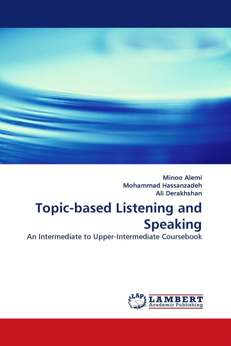 Topic-based Listening and Speaking three academic databases with arabic language content