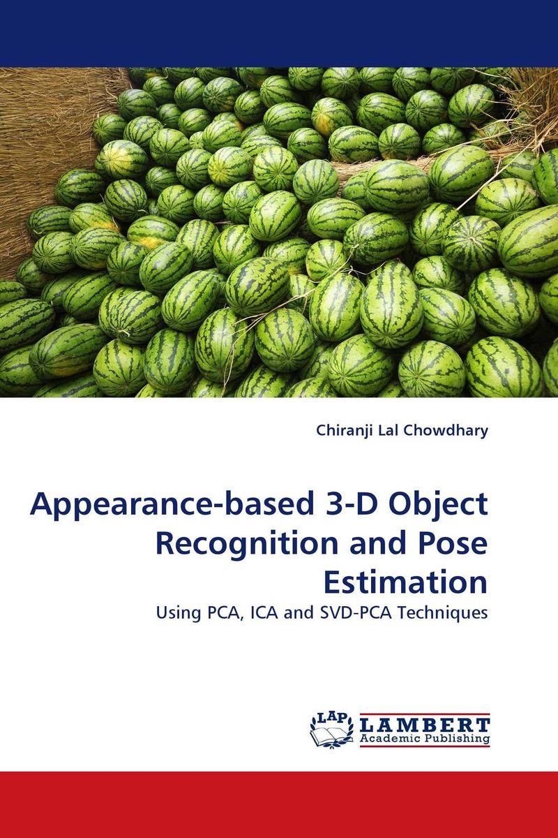 Appearance-based 3-D Object Recognition and Pose Estimation study of pose