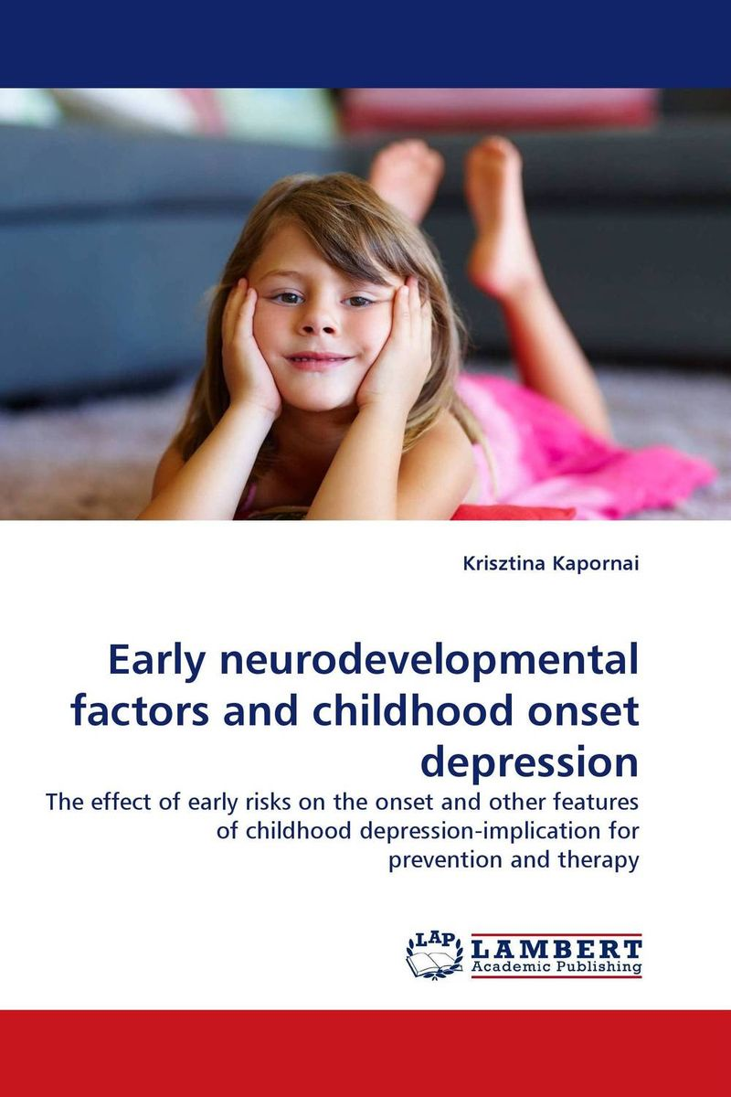 Early neurodevelopmental factors and childhood onset depression cyrus karuga and herbert oburra risk factors for early complications of tracheostomies at knh
