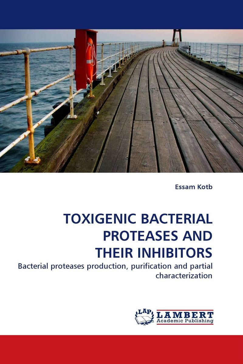 TOXIGENIC BACTERIAL PROTEASES AND THEIR INHIBITORS serine protease inhibitors