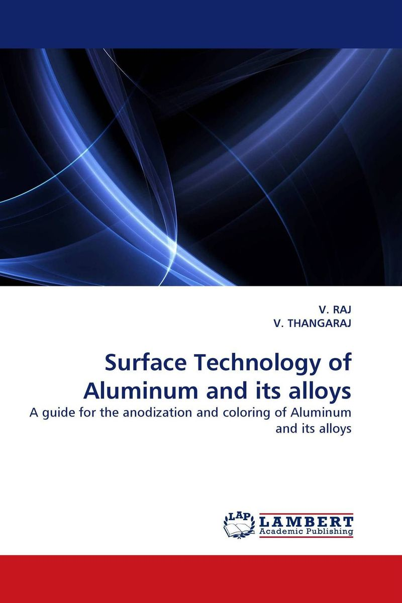 Surface Technology of Aluminum and its alloys fluffy family игрушка божья коровка fluffy family