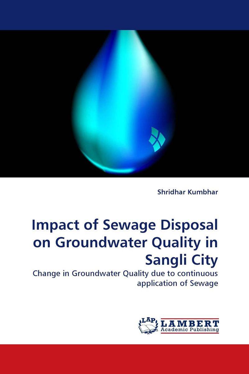Impact of Sewage Disposal on Groundwater Quality in Sangli City basement sewage pump sewage lift pump sewage submersible pump stainless steel sewage pump