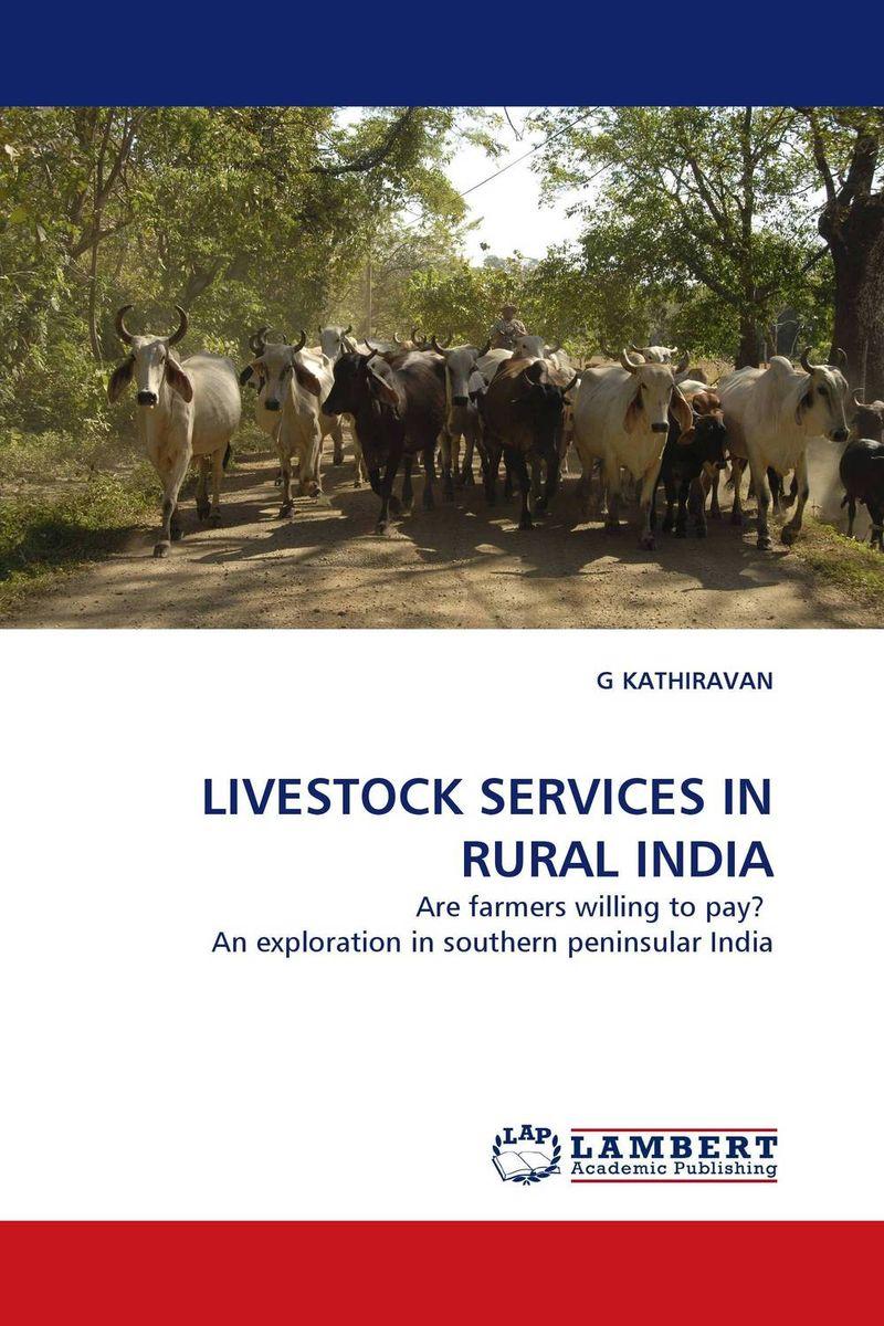LIVESTOCK SERVICES IN RURAL INDIA demand for livestock enterprises in bangladesh