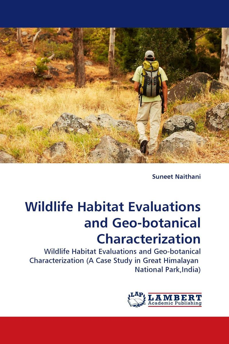 Wildlife Habitat Evaluations and Geo-botanical Characterization purnima sareen sundeep kumar and rakesh singh molecular and pathological characterization of slow rusting in wheat