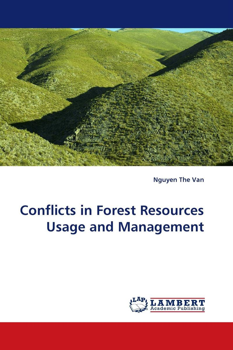 Conflicts in Forest Resources Usage and Management human resources kit for dummies®