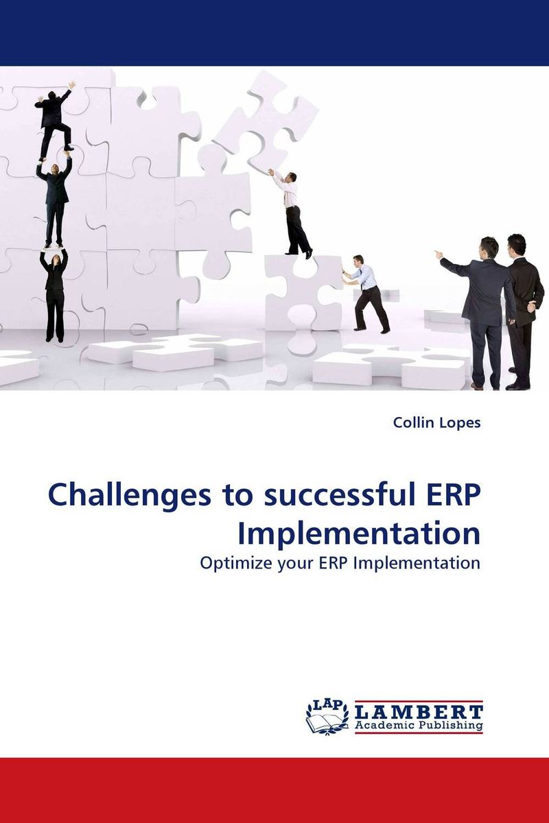 Challenges to successful ERP Implementation цена и фото