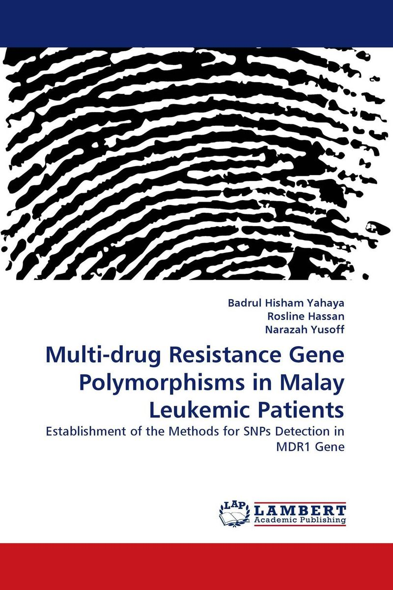 Multi-drug Resistance Gene Polymorphisms in Malay Leukemic Patients haptoglobin phenotypes distribution among sudanese leukemic patients