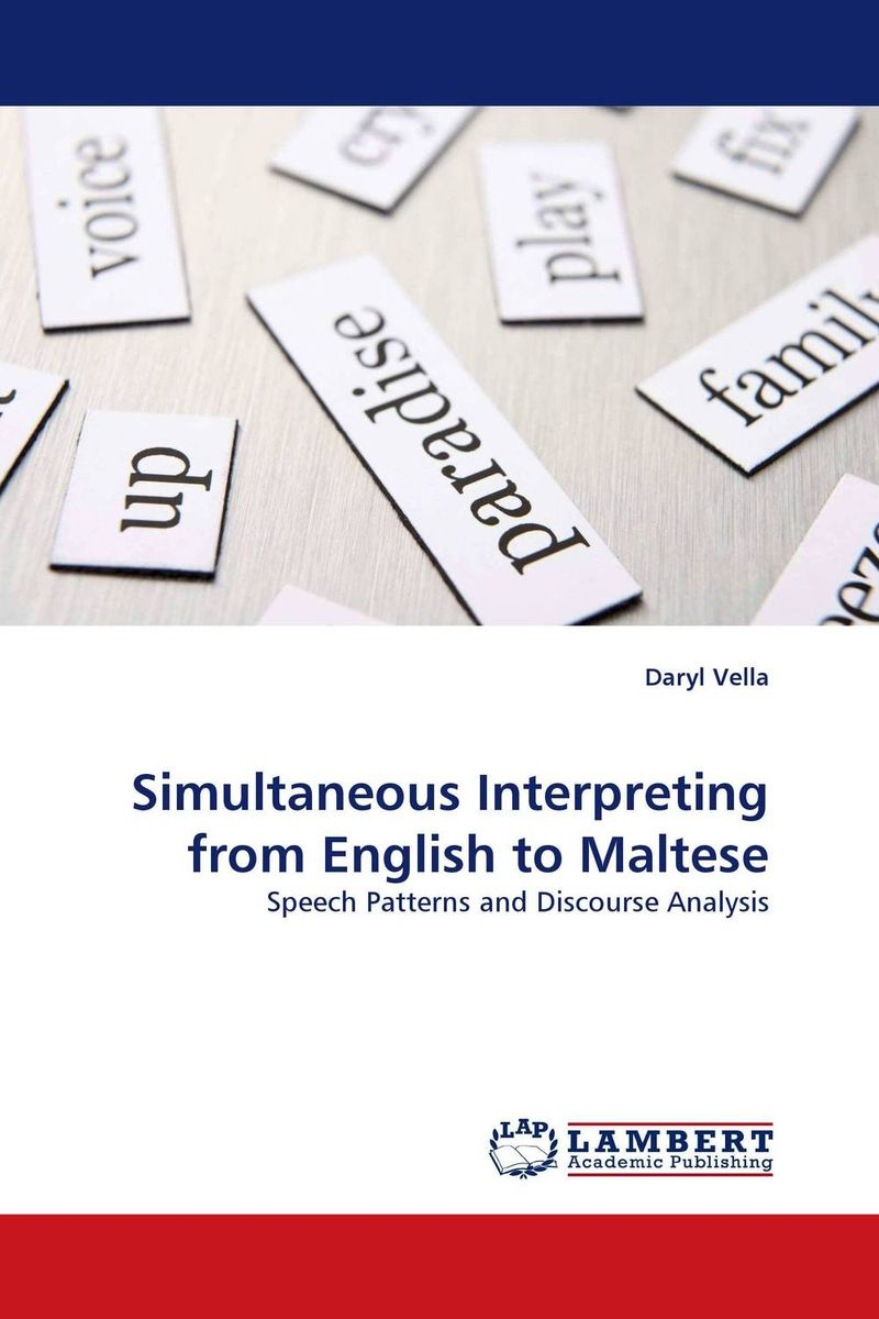 Simultaneous Interpreting from English to Maltese