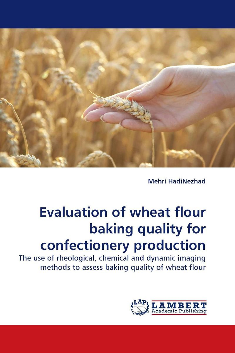 Evaluation of wheat flour baking quality for confectionery production evaluation of lucern as a predator source for wheat aphids