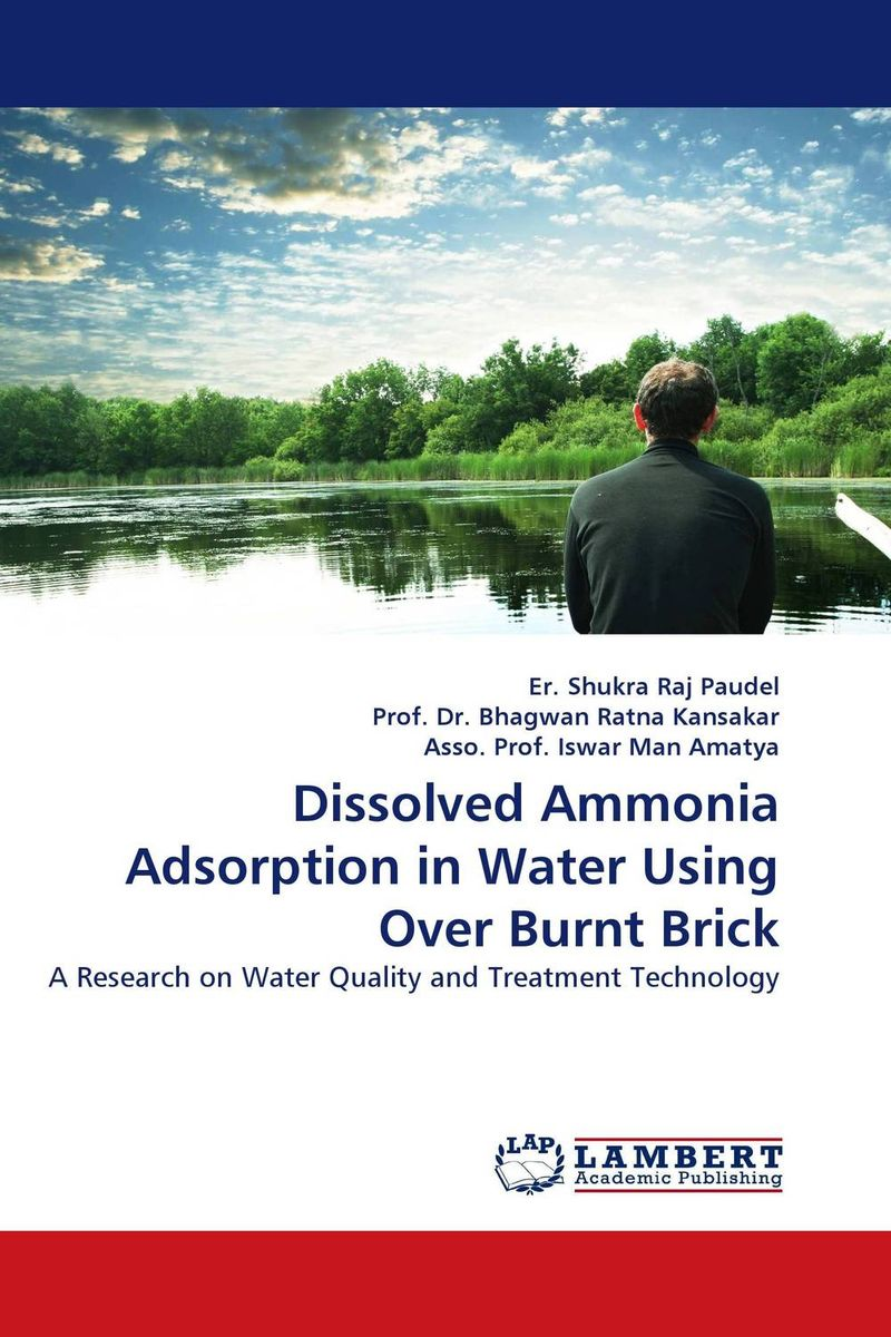 Dissolved Ammonia Adsorption in Water Using Over Burnt Brick bride of the water god v 3
