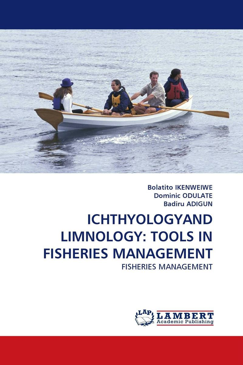 ICHTHYOLOGYAND LIMNOLOGY: TOOLS IN FISHERIES MANAGEMENT archangel anael logos of the void
