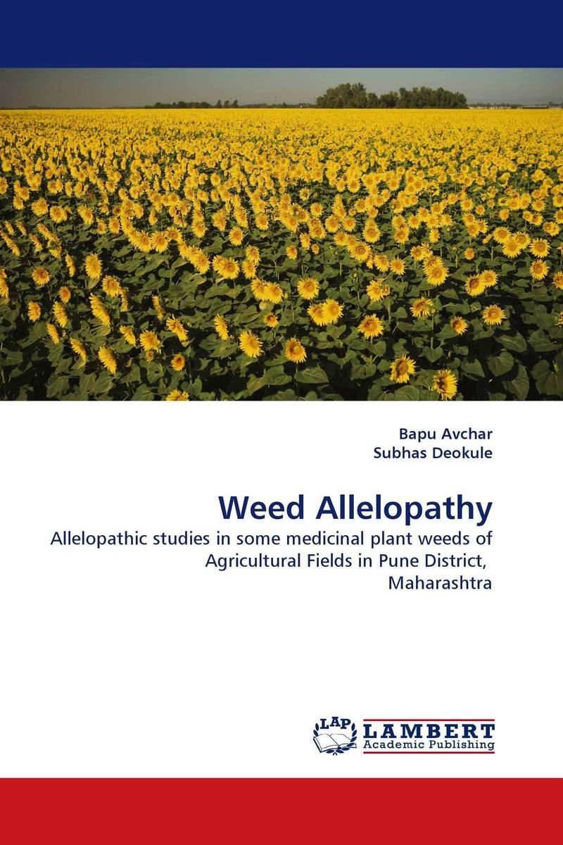 Weed Allelopathy phytochemical investigation of the flavonoids