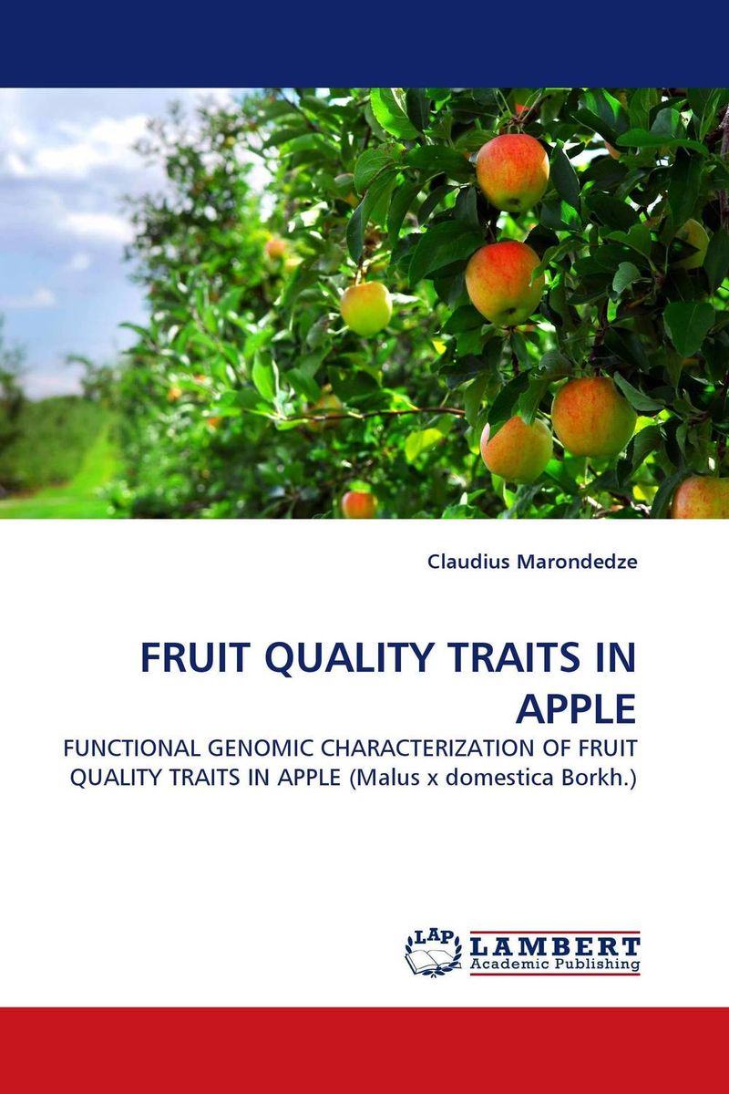 FRUIT QUALITY TRAITS IN APPLE fruit quality traits in apple