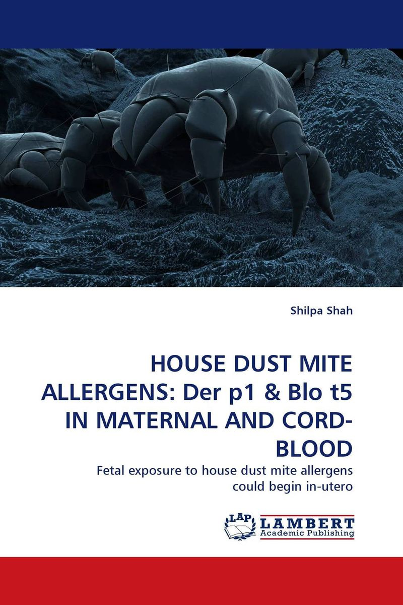HOUSE DUST MITE ALLERGENS: Der p1 & Blo t5 IN MATERNAL AND CORD-BLOOD home treatment for allergic rhinitis phototherapy light laser natural remedies for allergic rhinitis