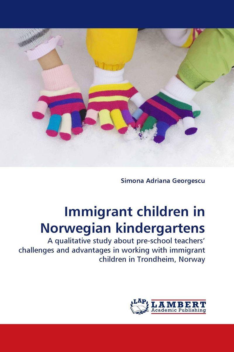 Immigrant children in Norwegian kindergartens