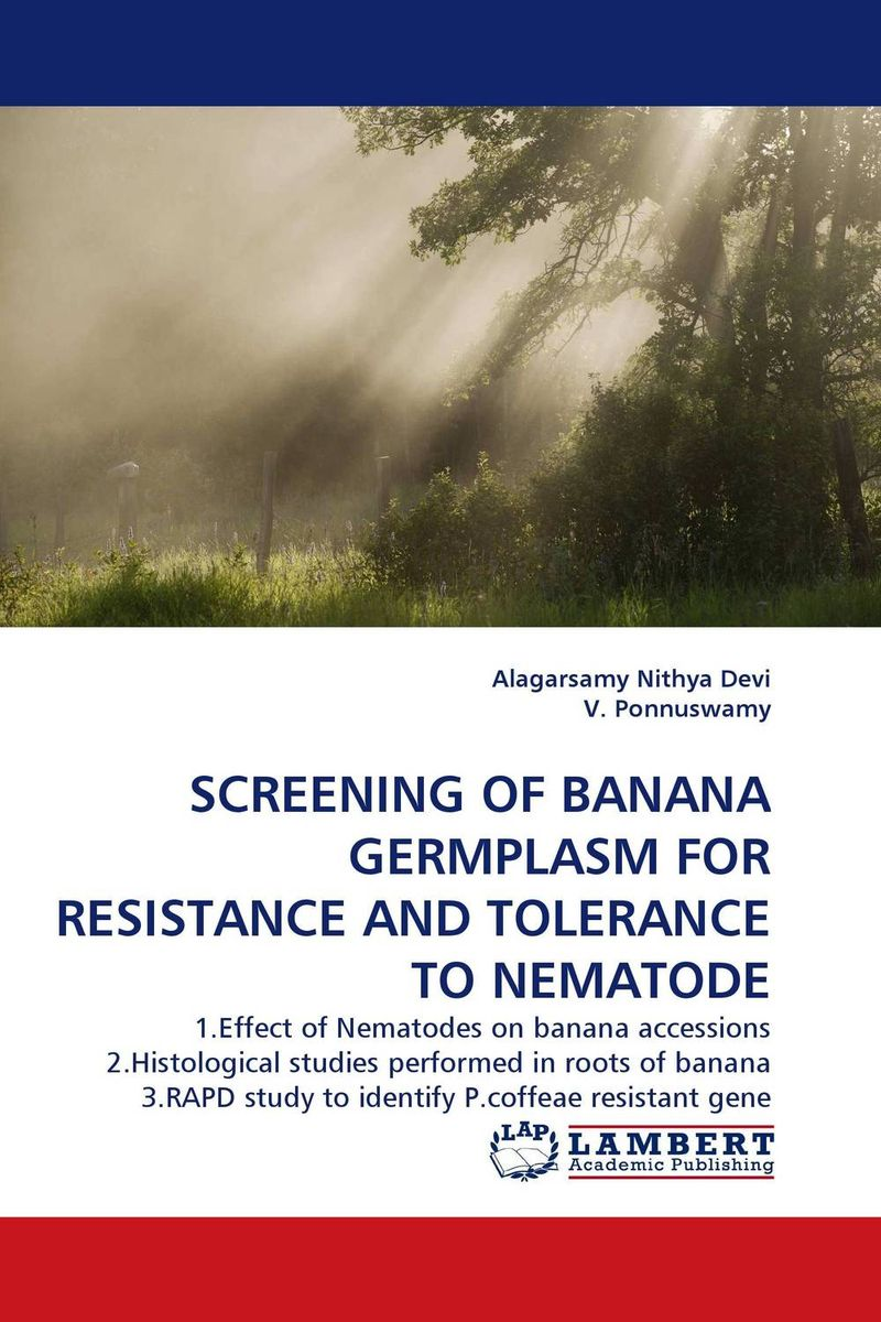 SCREENING OF BANANA GERMPLASM FOR RESISTANCE AND TOLERANCE TO NEMATODE wheat breeding for rust resistance