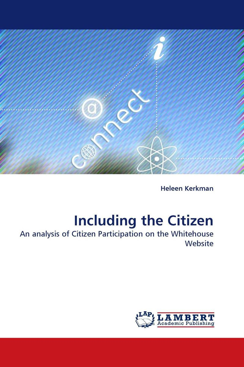 Including the Citizen citizen participation in budget processes