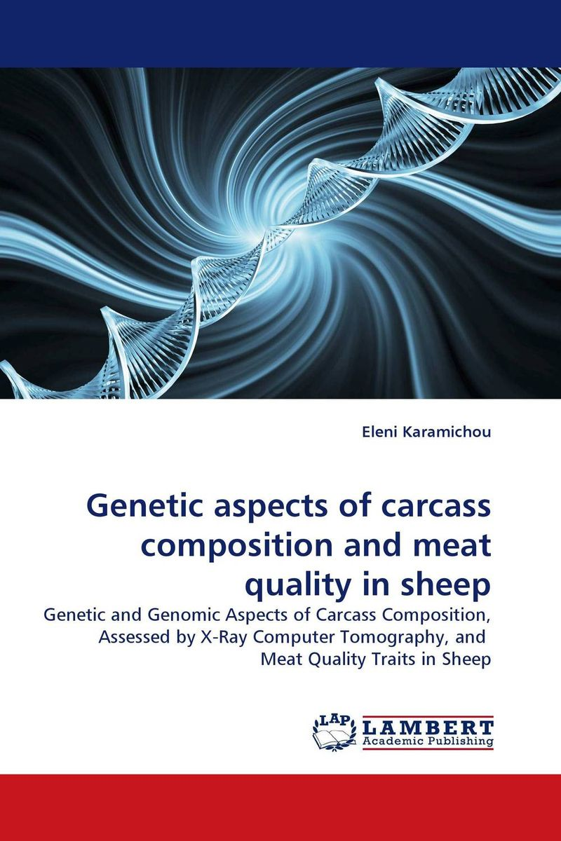 Genetic aspects of carcass composition and meat quality in sheep meat tenderizer other