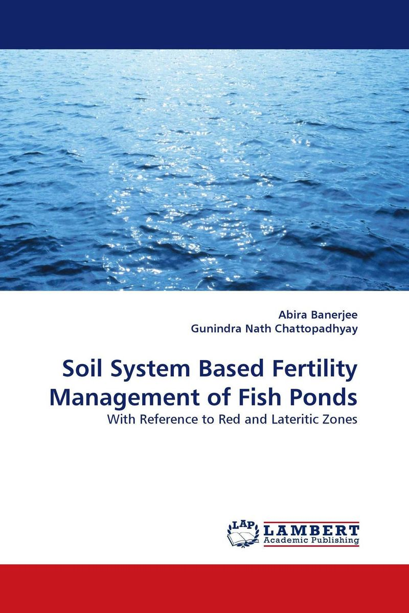 Soil System Based Fertility Management of Fish Ponds vishnu gupta modulation of ovarian functions and fertility response using insulin