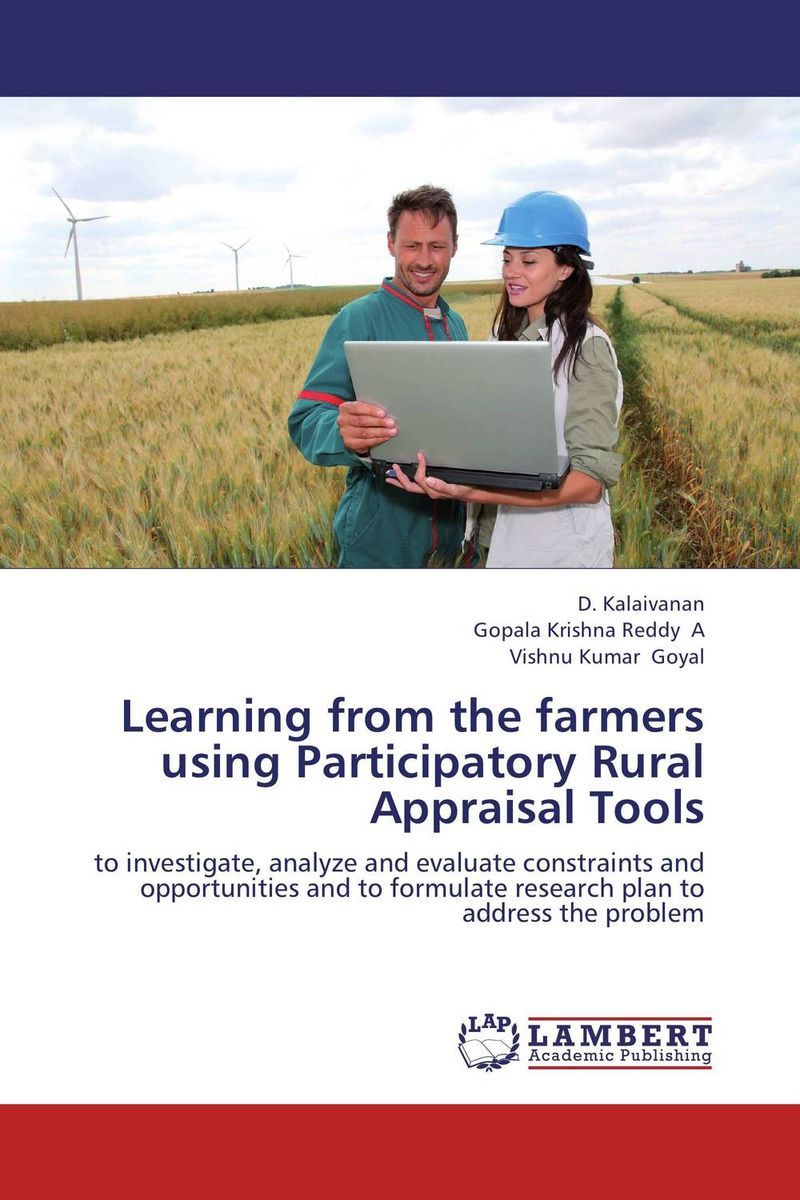 Learning from the farmers using Participatory Rural Appraisal Tools tuan hue thi learning structured data for human action analysis