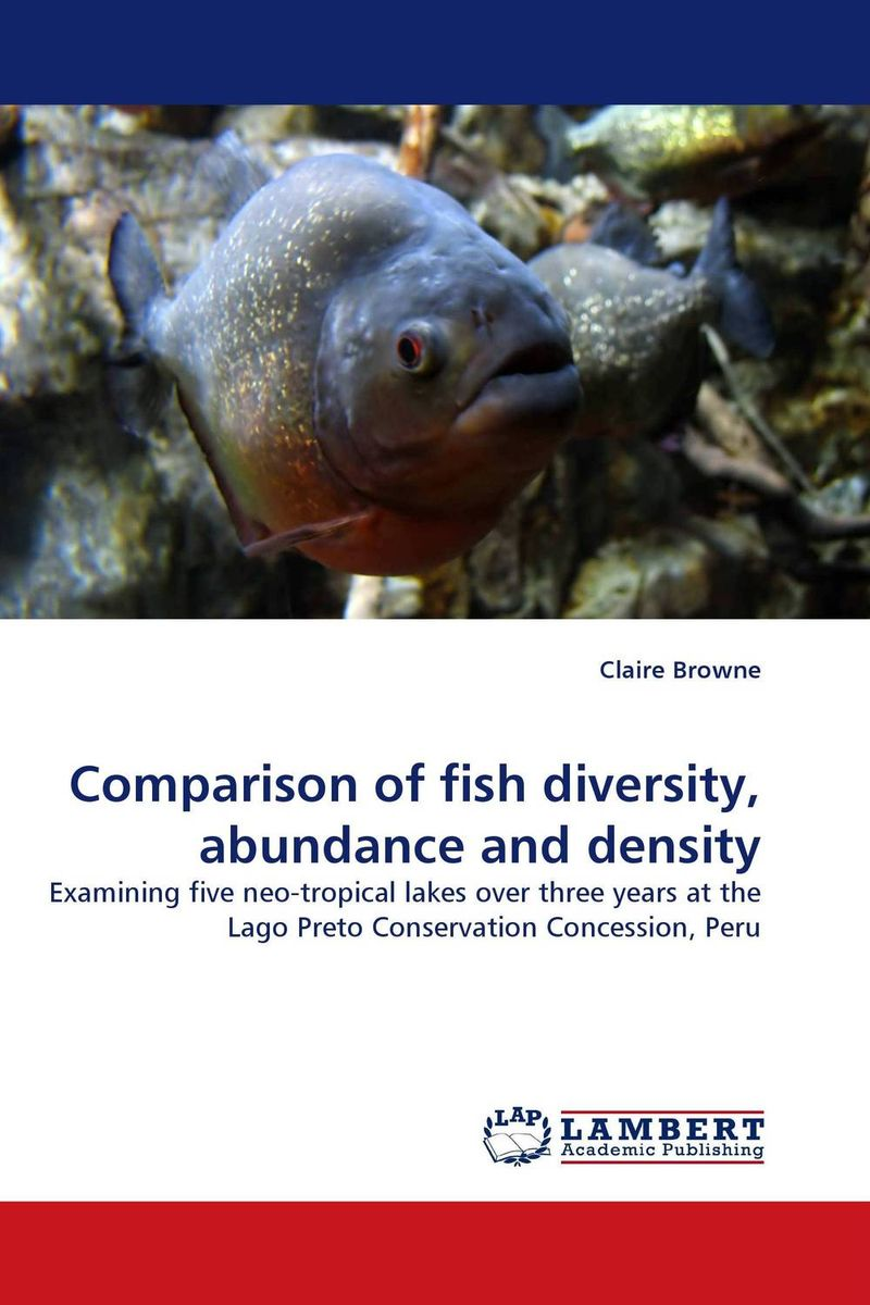 Comparison of fish diversity, abundance and density cadmium from earth crust to fish tissues