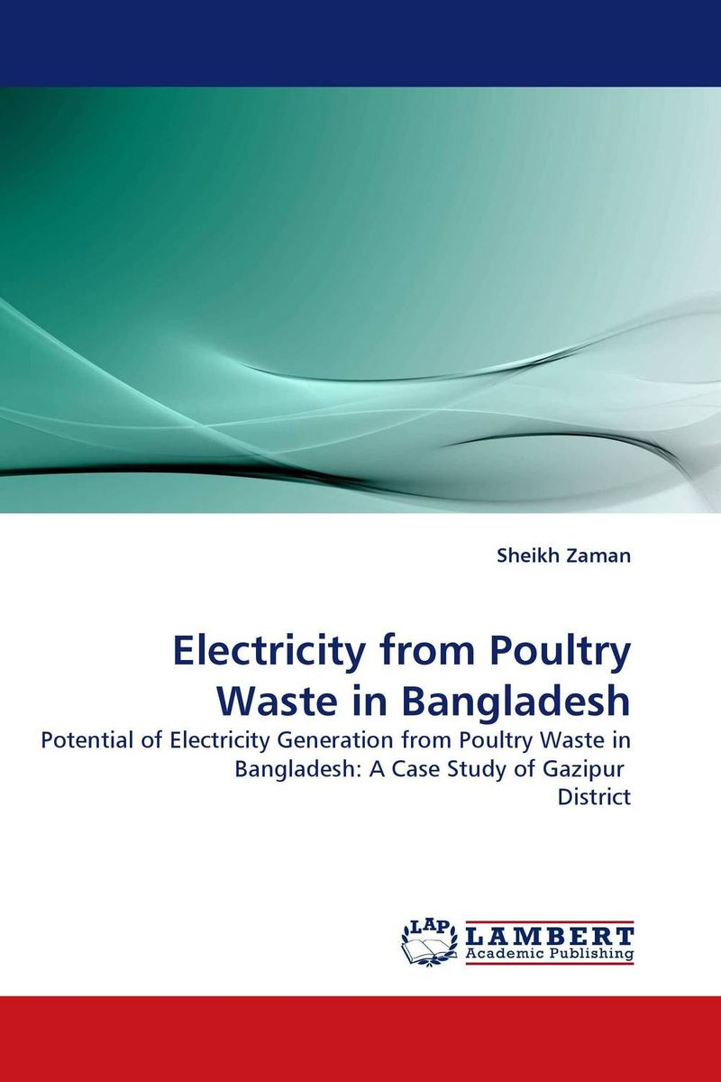 Electricity from Poultry Waste in Bangladesh using crayfish waste meal and poultry offal meal in place of fishmeal