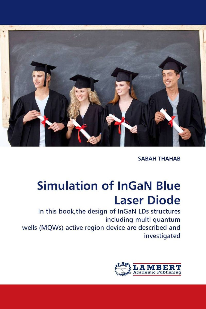 Simulation of InGaN Blue Laser Diode quantum structures