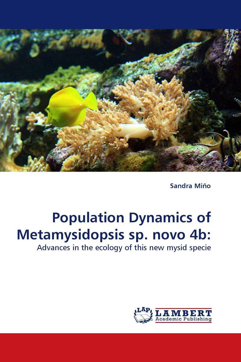 Population Dynamics of Metamysidopsis sp. novo 4b: population dynamics of ticks on cattle in asia and africa