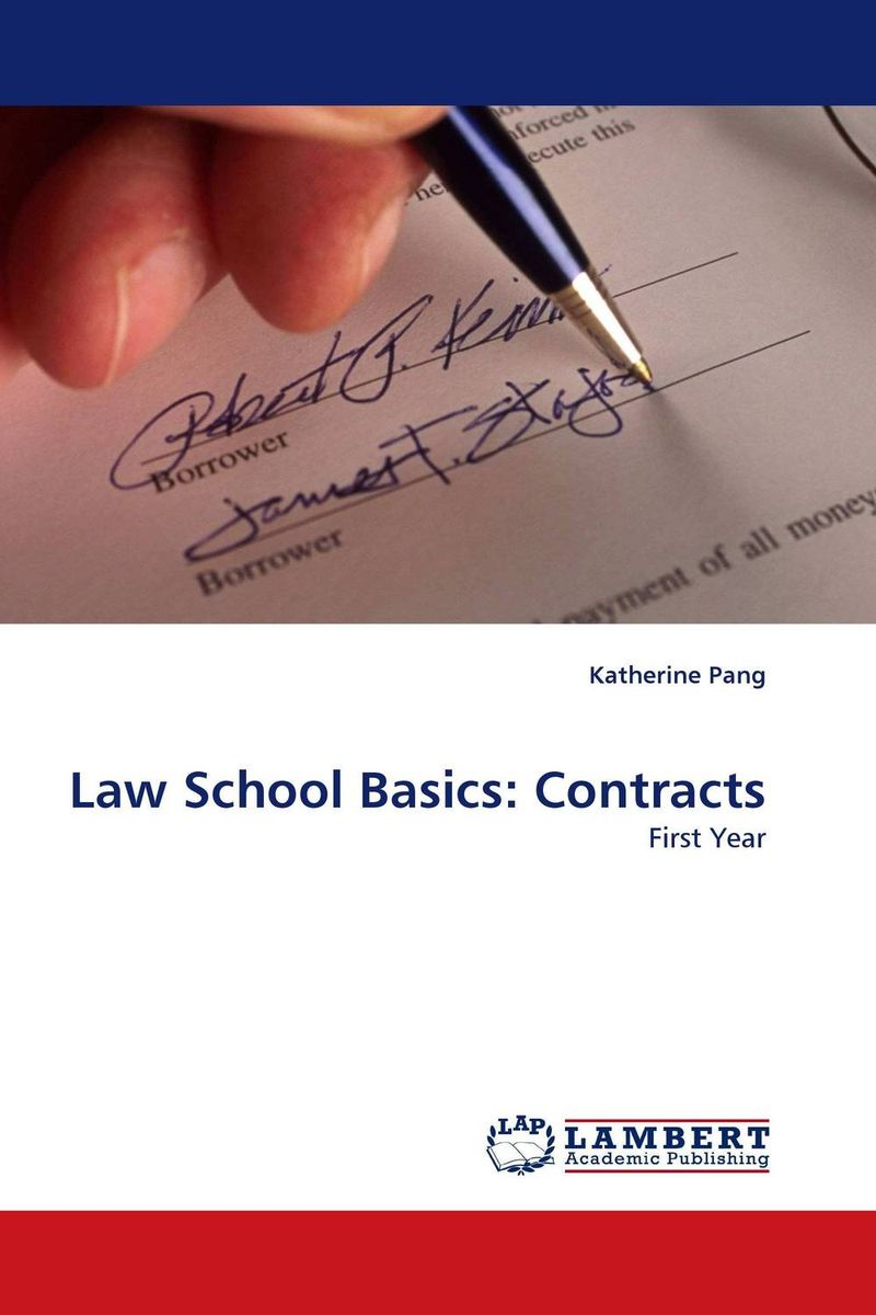 Law School Basics: Contracts