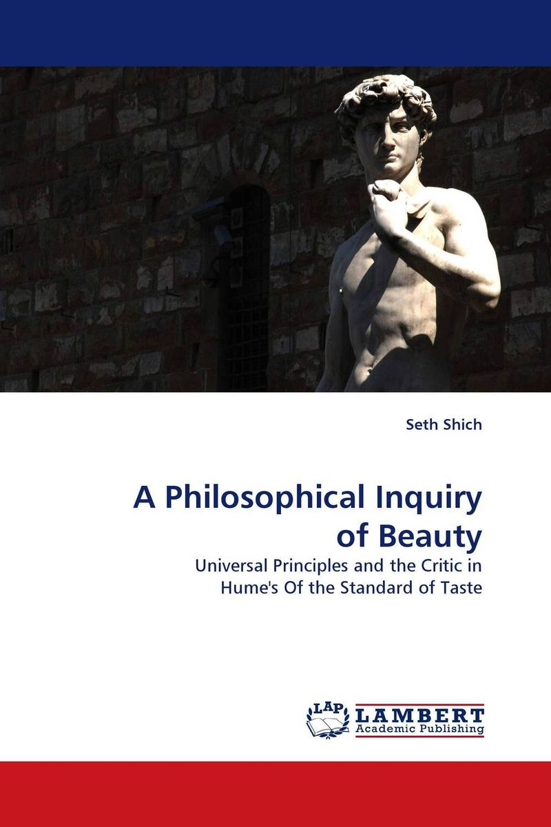 A Philosophical Inquiry of Beauty