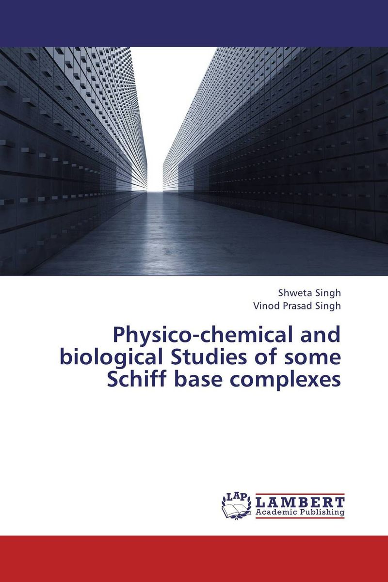 Physico-chemical and biological Studies of some Schiff base complexes studies on schiff bases derived from acetophenones