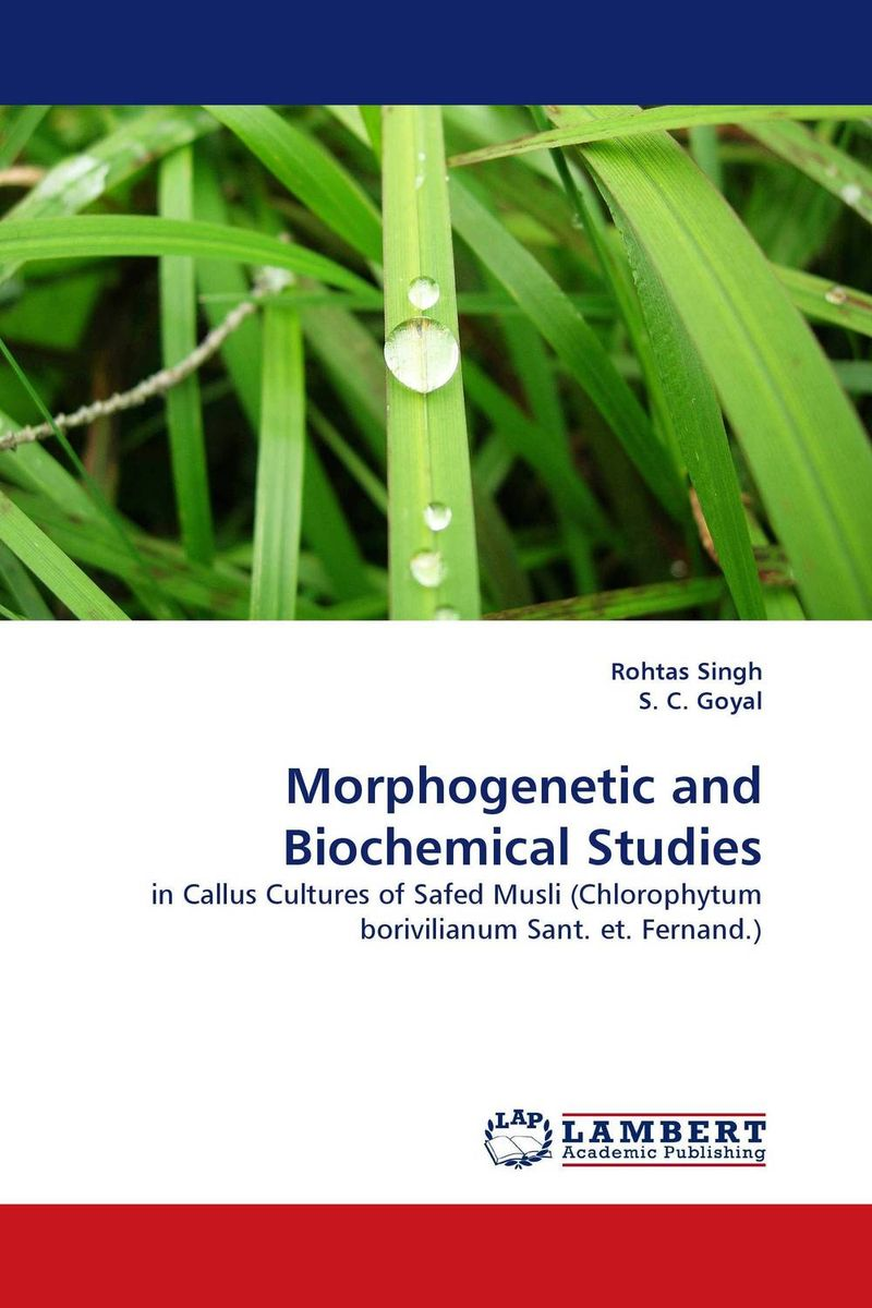 Morphogenetic and Biochemical Studies