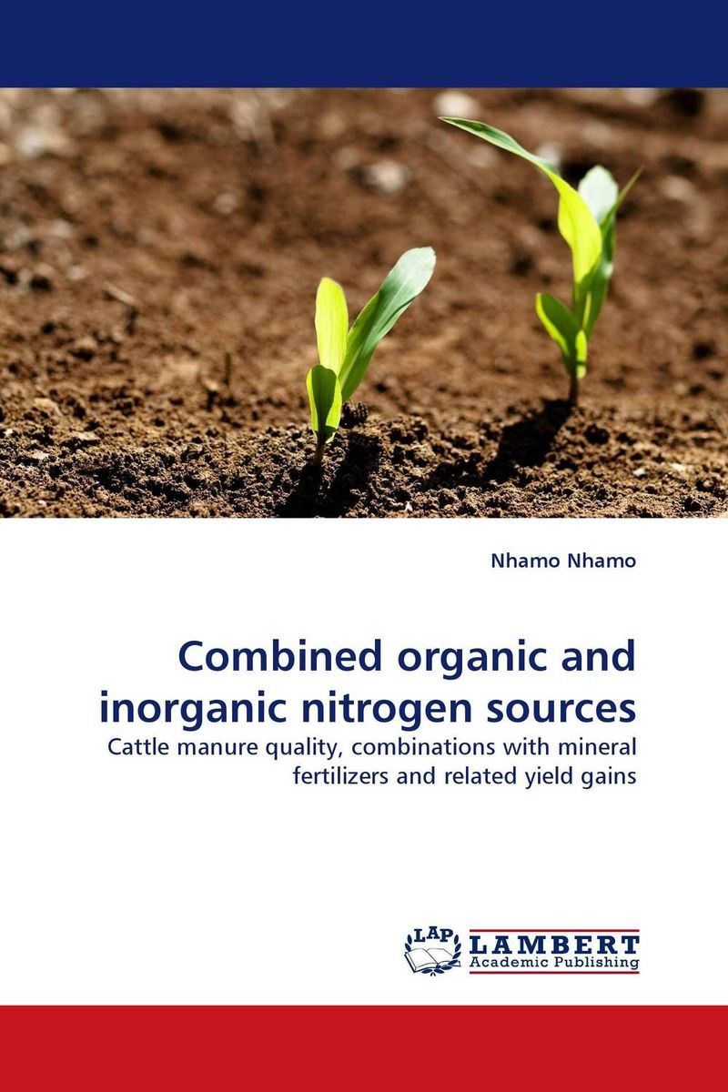 Combined organic and inorganic nitrogen sources