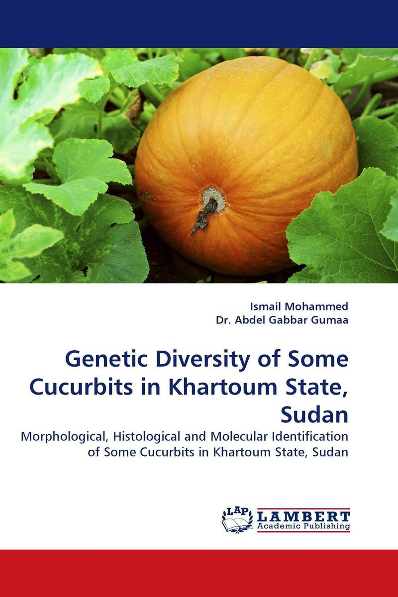 Genetic Diversity of Some Cucurbits in Khartoum State, Sudan root and canal morphology of third molar