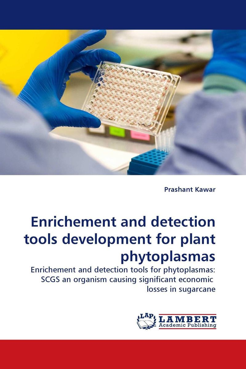 Enrichement and detection tools development for plant phytoplasmas phishing attacks and detection