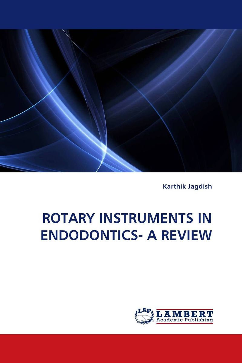 ROTARY INSTRUMENTS IN ENDODONTICS- A REVIEW the teeth with root canal students to practice root canal preparation and filling actually