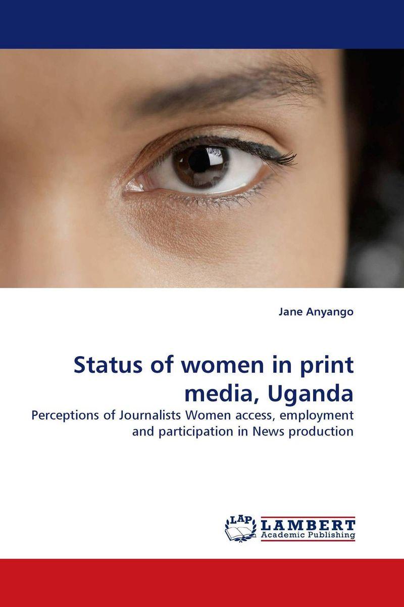 Status of women in print media, Uganda elusive roles of domestic animals as reservoirs of hat in nw uganda